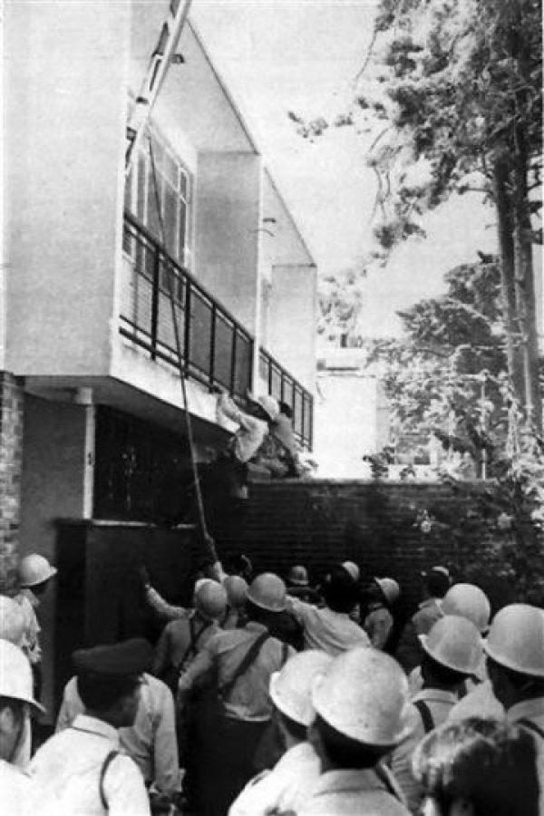 El 31 de enero de 1980 murieron 37 personas en la toma de la sede diplomática. Foto:Publinews