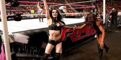 Paige fuera del ring es Saraya-Jade Bevis Foto:WWE