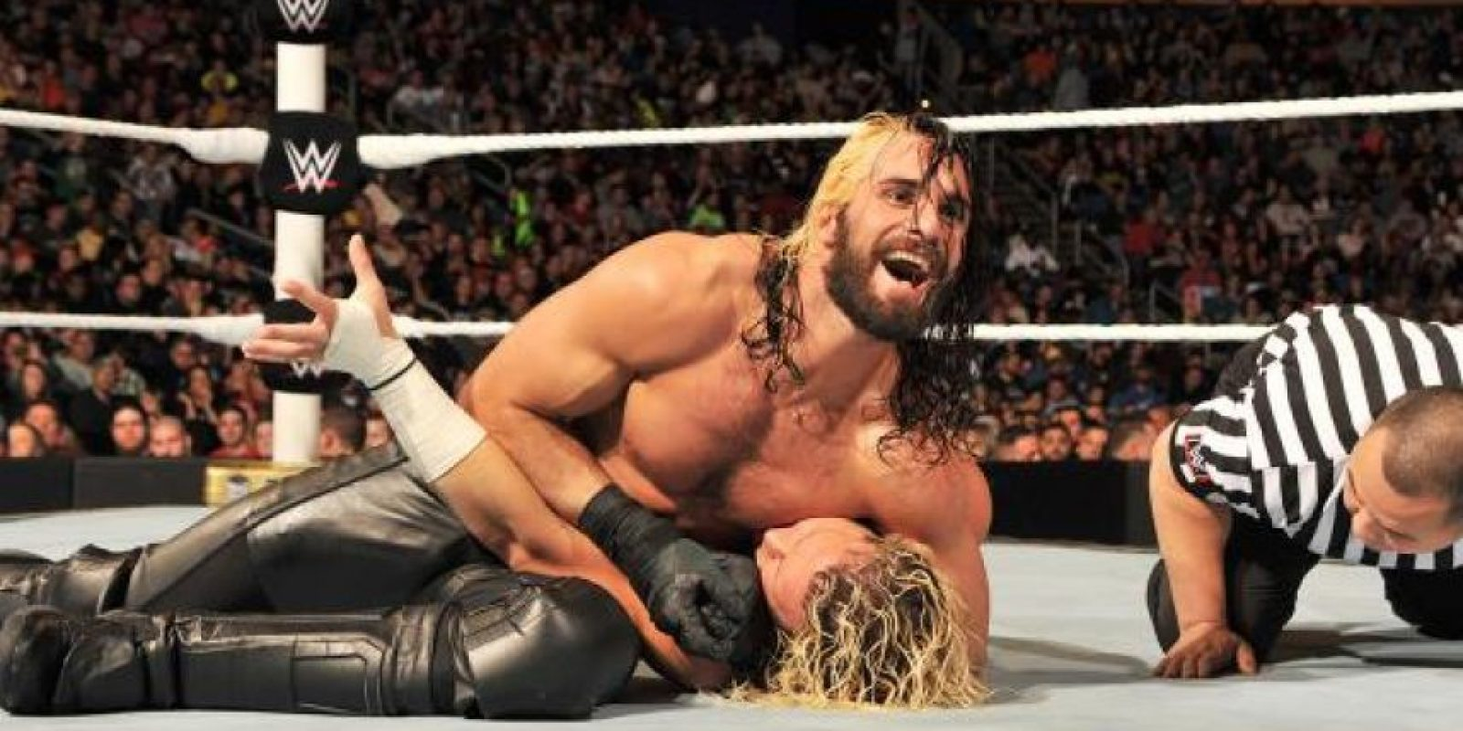 El ex miembro del Escudo se llama Colby Lopez Foto:WWE