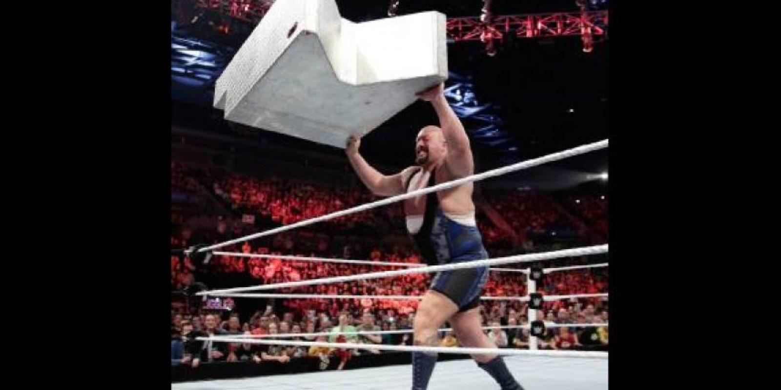 El gigante en realidad se llama Paul Randall Wight, Jr. Foto:WWE