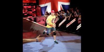 Su nombre completo es John Felix Anthony Cena Foto:WWE