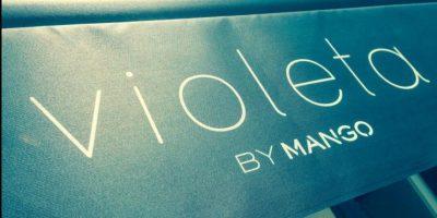 "Violeta tenía la ""talla M"" como ""Plus Size"" Foto:MNG"