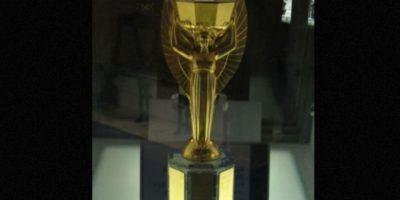 La Copa Jules Rimet jamás apareció Foto:Wikipedia