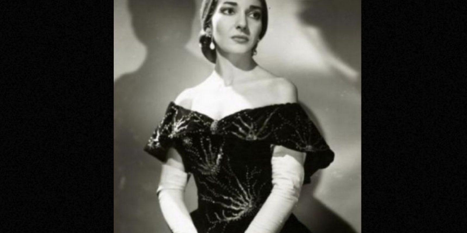 También el de María Callas Foto:Wikipedia