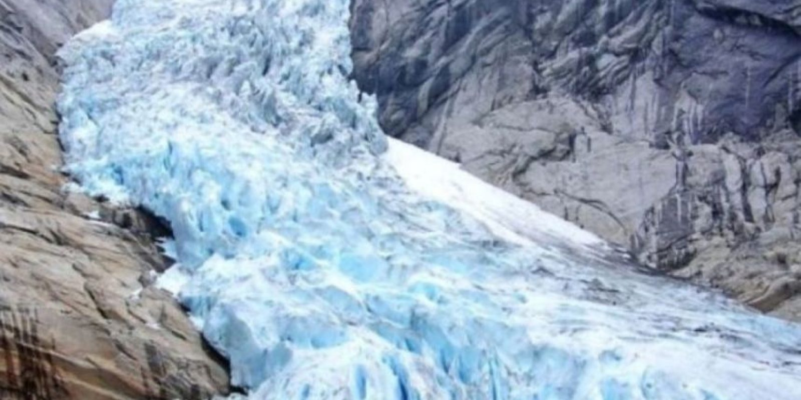 Hielo de glaciar para cocteles Foto:Wikipedia