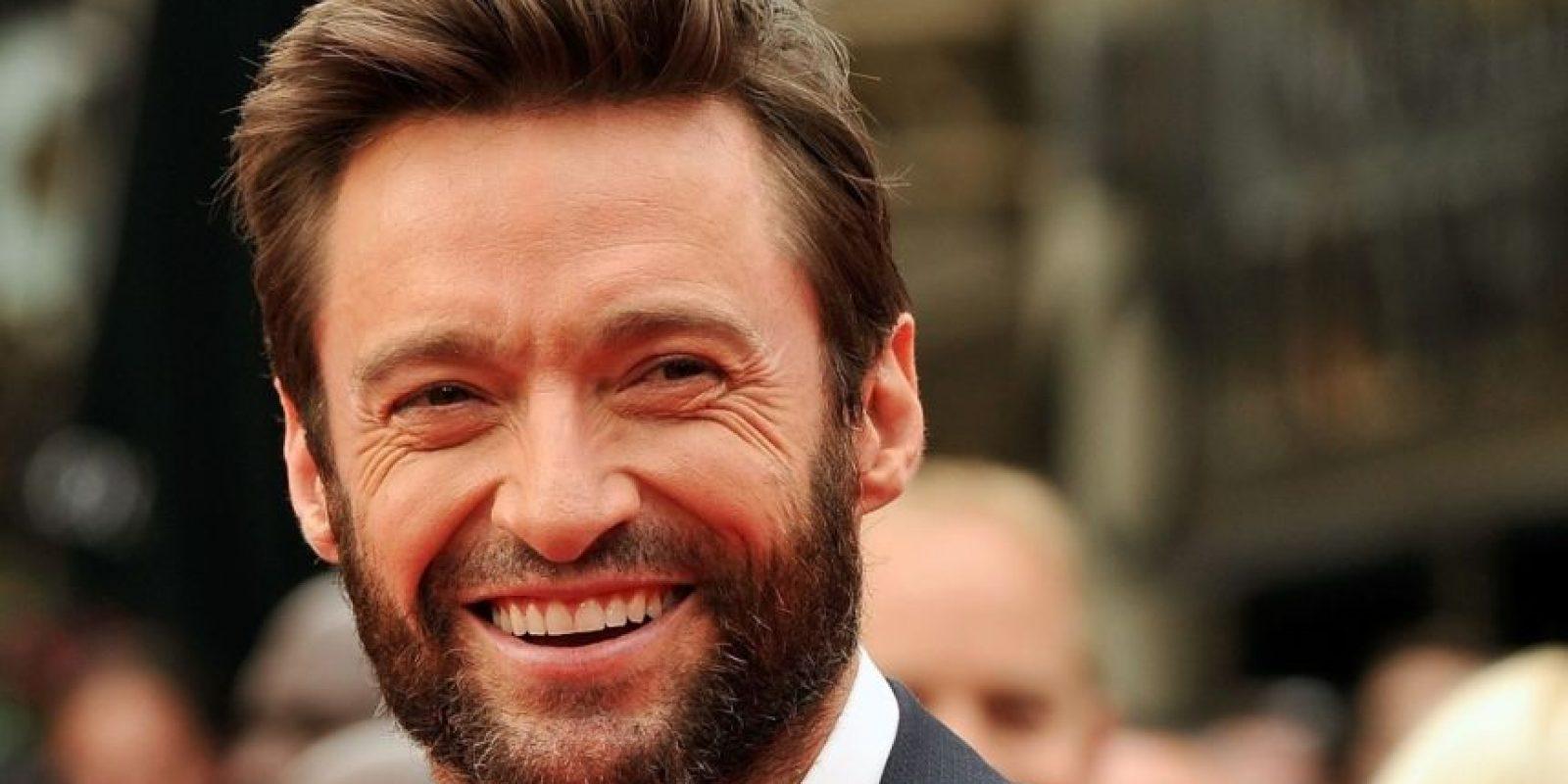 Este hombre es rudo y no se preocupa por la cosmética Foto:Getty Images