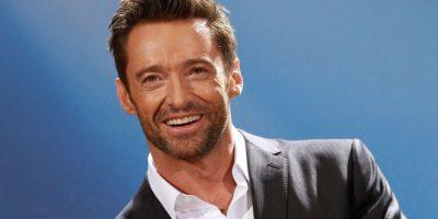 Hugh Jackman también hace parte de la tendencia. Foto:Getty Images