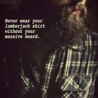 """Es un requisito importante para resaltar esa nueva """"virilidad"""" Foto:Pinterest"""