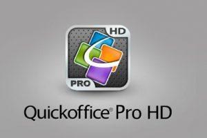 7. Quickoffice Pro HD- Esta aplicación permite crear y editar documentos de Microsoft Office desde su tableta o smartphone. Está disponible tanto para Android como para IOS, aunque es un tanto costosa. Esta herramienta tiene un precio de 20 dólares para uso en tabletas y de 15 dólares para uso en smartphones. Foto:Captura de pantalla