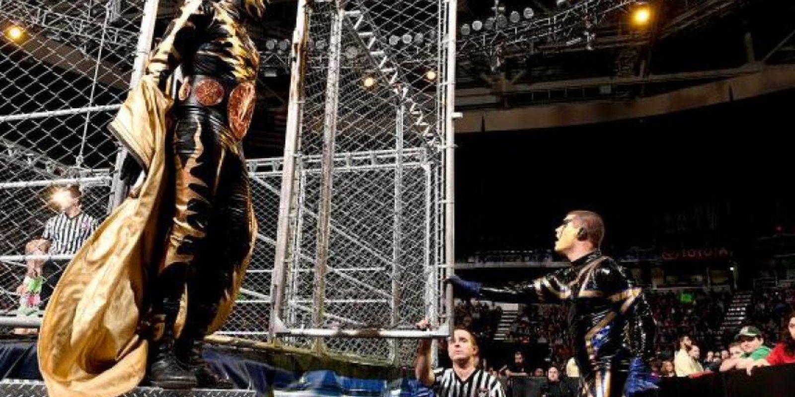 Patrick Dustin Runnels es el nombre real del dorado Foto:WWE