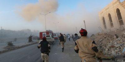 James Foley y Steven Sotloff, son dos periodistas asesinados por el Estado Islámico. Foto:AFP