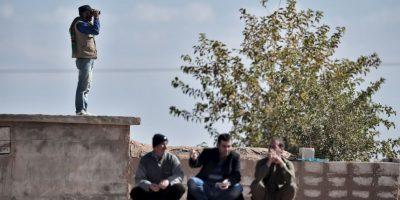 La coalición comenzó a funcional el 23 de septiembre. Foto:AFP