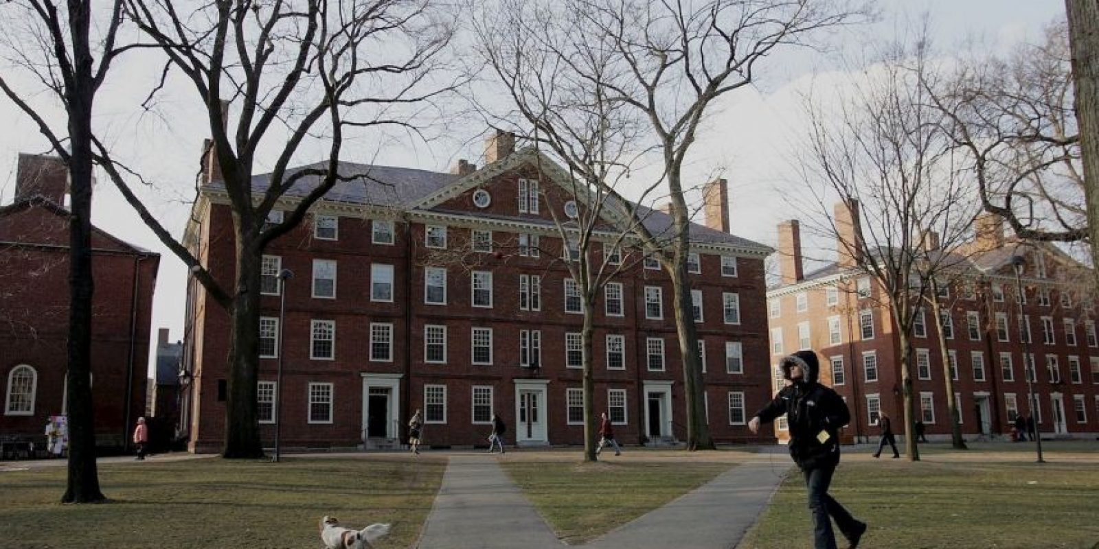 1. Universidad de Harvard- 64 egresados multimillonarios. Foto: Getty