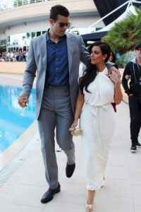 Más tarde en 2007, comenzó a salir con la estrella Reggie Bush Foto:Getty Images