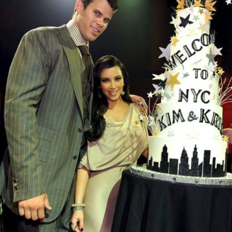 """Su relación se televisó en la séptima temporada de """"Keeping Up with the Kardashians"""" Foto:Getty Images"""
