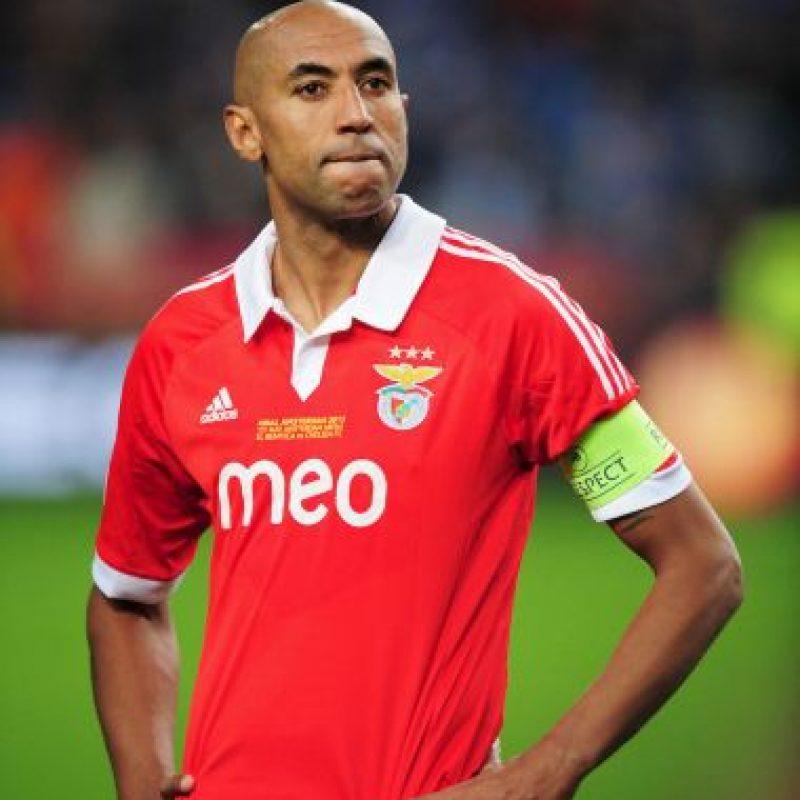 Luisao (Brasil). En junio de 2014 recibió una sanción de dos meses y 60 mil euros. Foto:Getty Images
