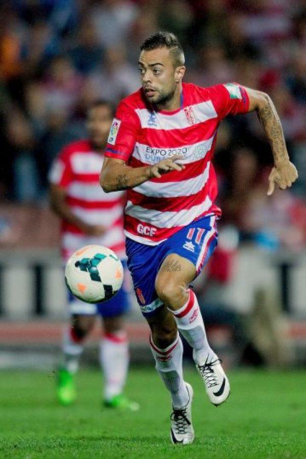 Dani Benítez (España). En 2012 fue sancionado por tres meses. Foto:Getty Images