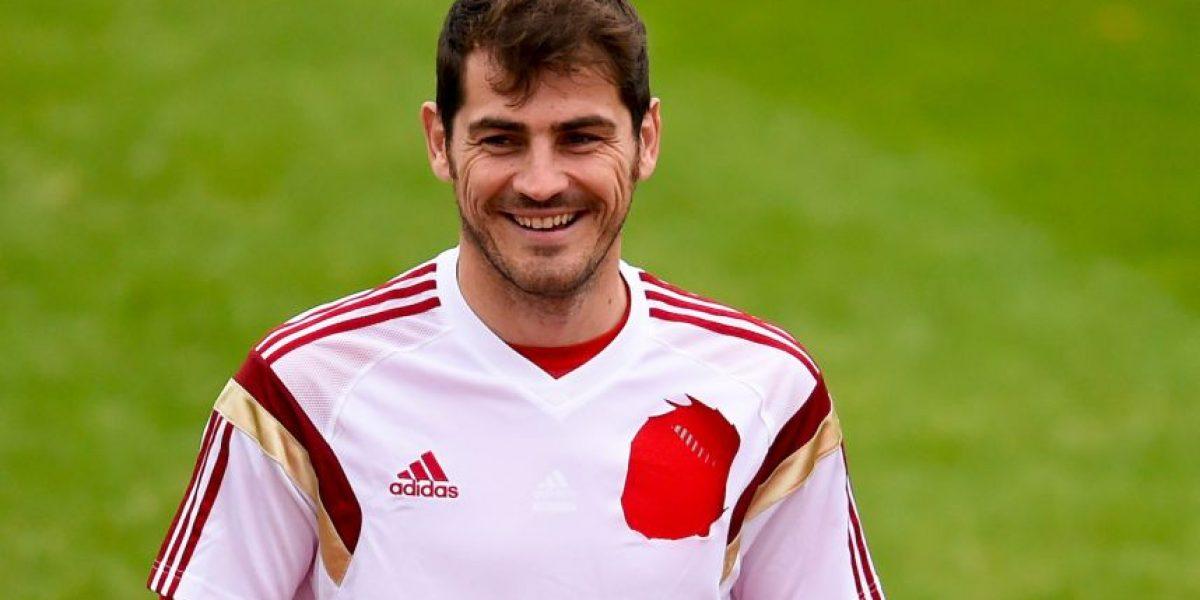 VIDEO: Iker Casillas le
