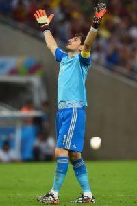España se perepara para enfrentar a Bielorrusia, en la eliminatoria de la Eurocopa 2016 Foto:Getty