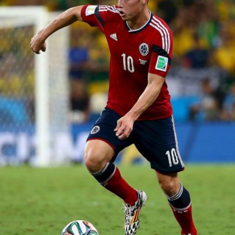 Fue importante en el triunfo 2-1 de Colombia sobre Estados Unidos Foto:Getty
