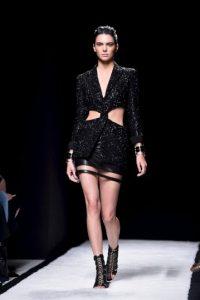 Kendall firmó un contrato con la agencia The Society Model Management Foto:Getty Images
