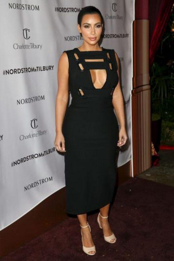 Hija del abogado Robert Kardashian y Kris Jenner Foto:Getty Images