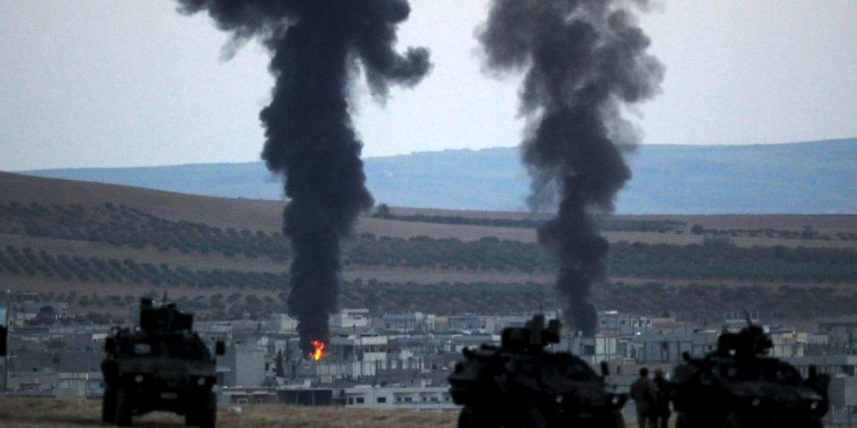 Líder de ISIS dijo que la coalición internacional es débil y tiene miedo