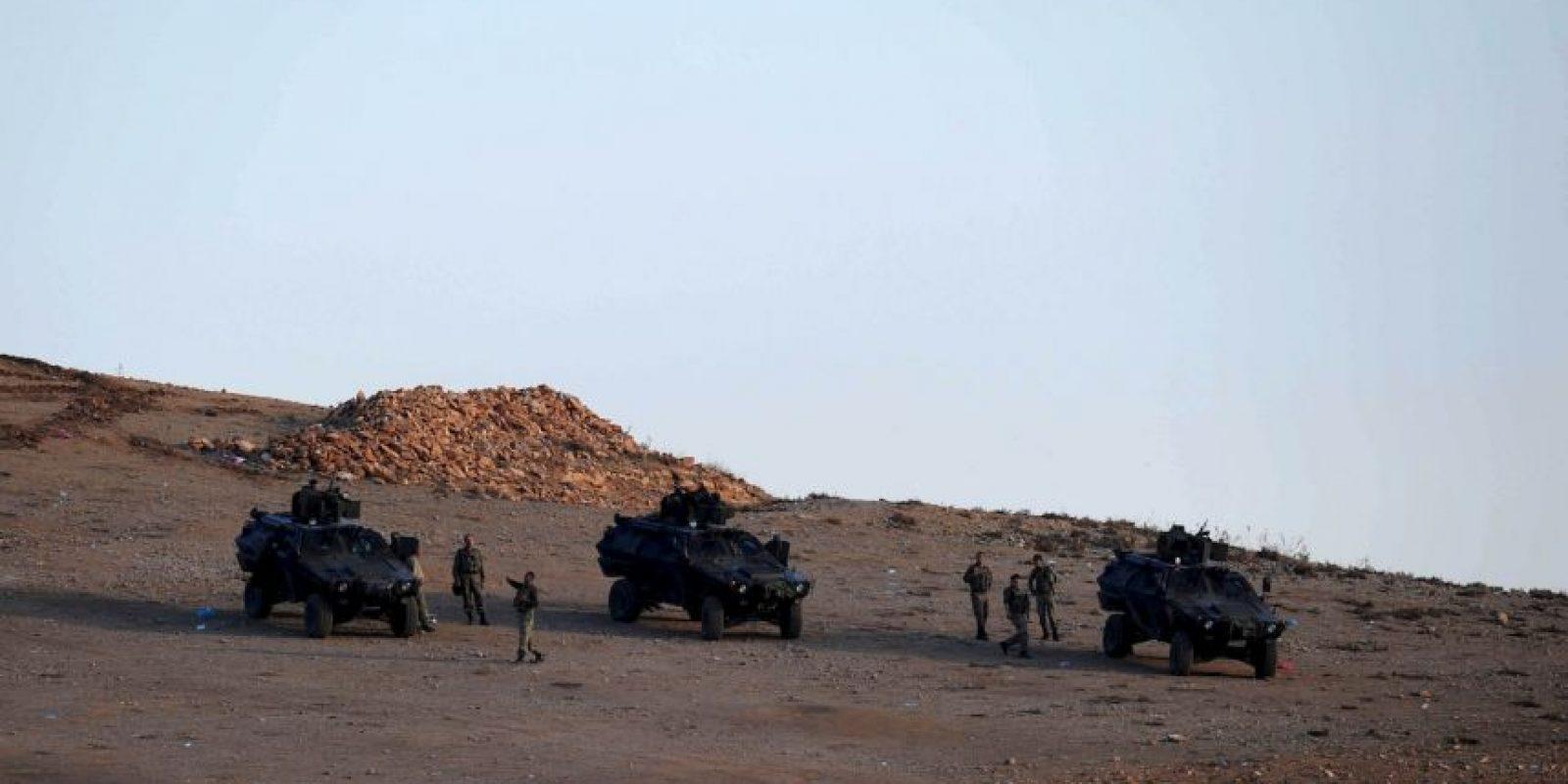 El grupo terrorista recibe ingresos de venta de petróleo, secuestros, y extorsión de la población. Foto:Getty