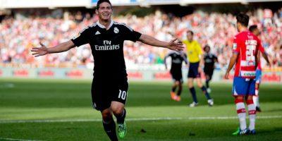 Con el Real Madrid se ha convertido en un titular indiscutible Foto:Getty