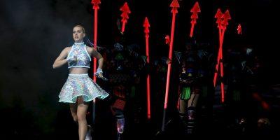 Duró por seis semanas en la cima de la lista estadounidense Billboard Hot 100. Foto:Getty Images