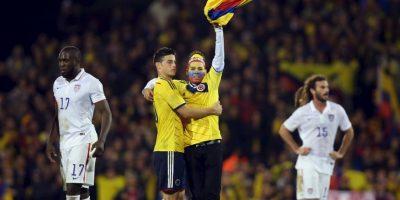 VIDEO: ¿James Rodríguez se convirtió en súper saiyayin?