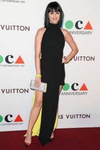 """Grabó en el 2000 su álbum debut, un disco titulado """"Katy Hudson"""" Foto:Getty Images"""