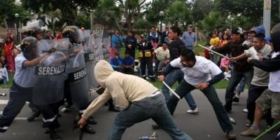 Once hinchas han muerto por violencia en el futbol