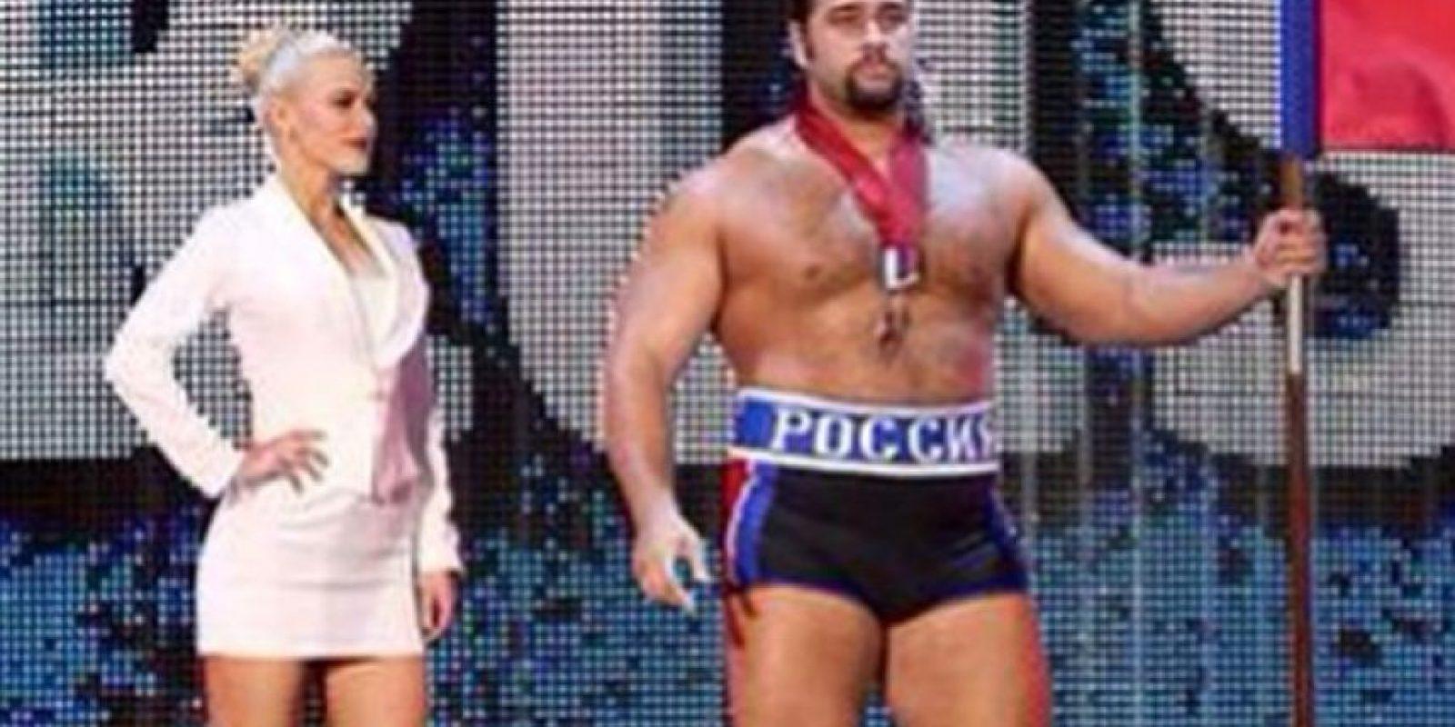 Lana Foto:WWE