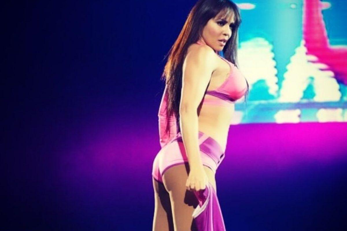 Layla Foto:WWE