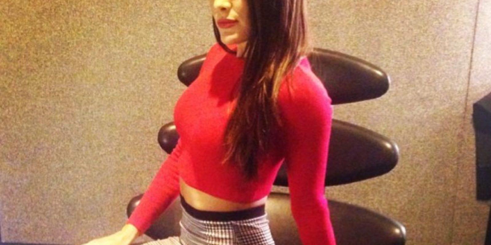 Brie también muestra fotos sexis con ropa de calle Foto:Instagram: @thenikkibella