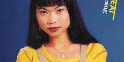 El 3 de septiembre de 2001, la actriz falleció en un accidente automovilístico Foto:Twitter
