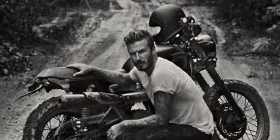 David Beckham comparte foto para criticar a aficionada