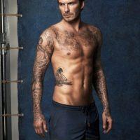Mira las mejores imágenes de las redes sociales de Beckham Foto:Facebook: David Beckham