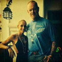 Michelle McCool y The Undertaker Foto:Twitter: @WWEMarkWCallaway