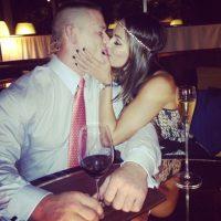John Cena y Nikki Bella Foto:Instagram: @thenikkibella