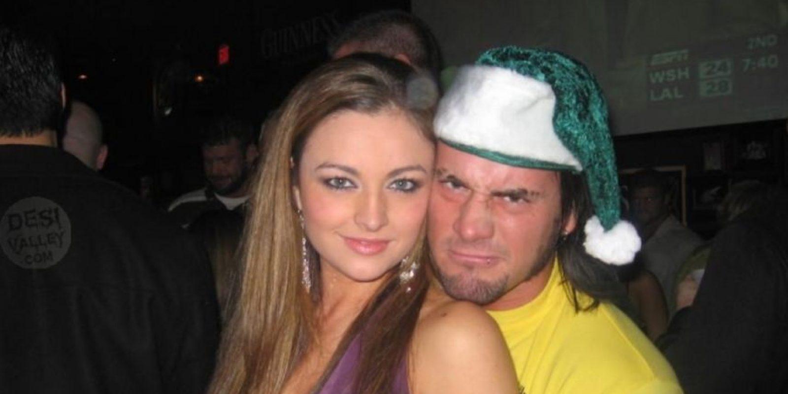 Punk tuvo una relación de 2005 a 2008 con Maria