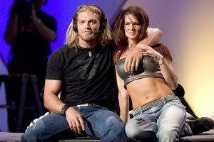 Hasta que en 2005 se dio a conocer que Lita había engañado a Matt con Edge Foto:WWE