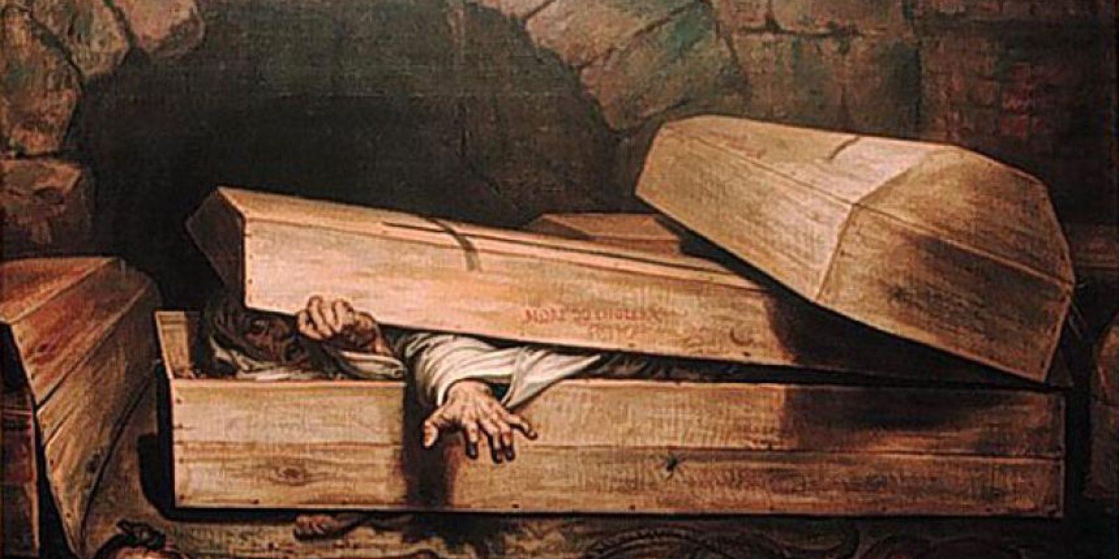 Virginia Macdonald. Vivía con su padre en Nueva York. Se enfermó. Se murió y fue enterrada en Brooklyn. Foto:Vía Wikipedia