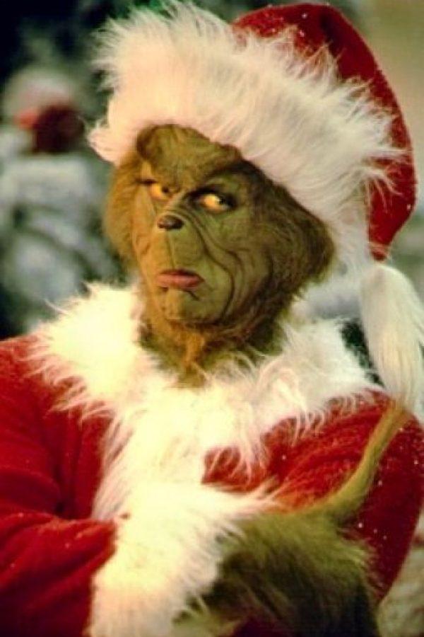 """En """"El Grinch"""" Foto:IMDB"""