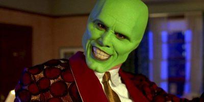 """En """"La máscara"""" Foto:IMDB"""