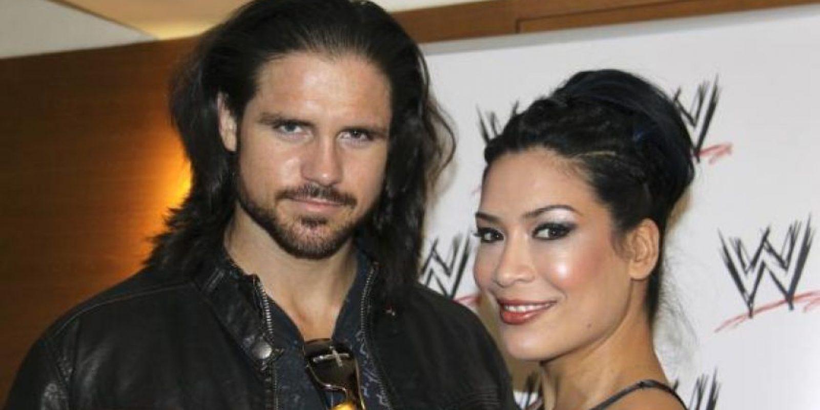 Han tenido una larga relación amorosa, desde 2003 Foto:WWE