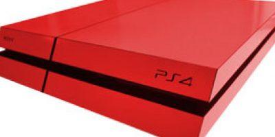 PlayStation 4 roja Foto:SONY