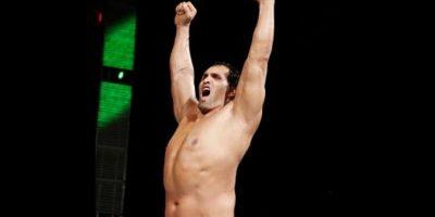 Fue Campeón Mundial de Peso Pesado Foto:WWE