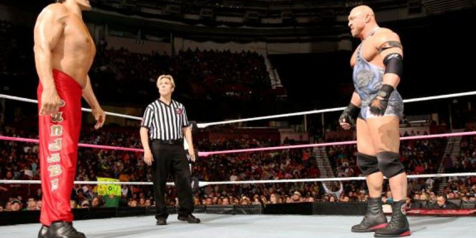 Su contrato expiró este 14 de noviembre Foto:WWE